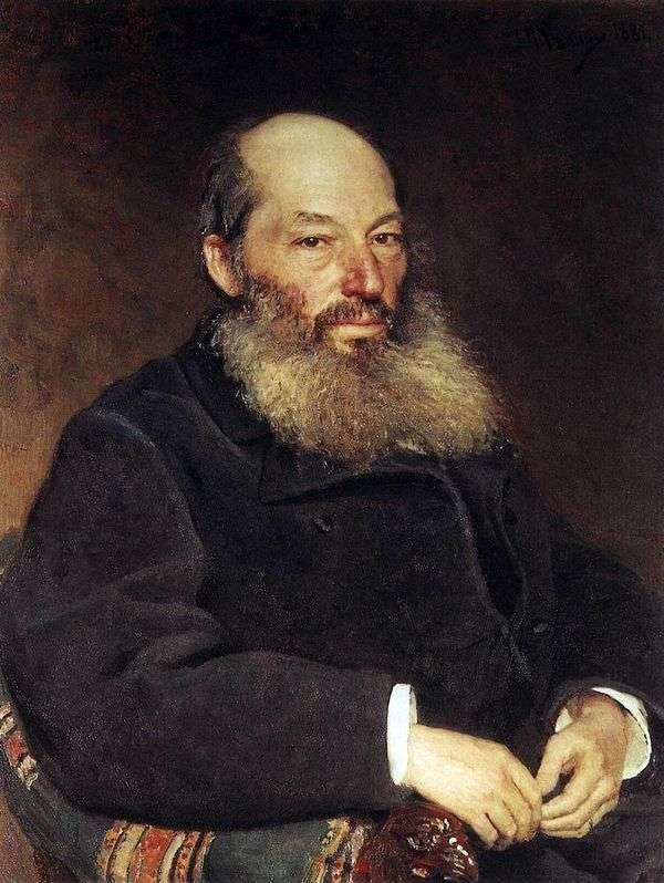 Афанасий Фет   Илья Репин