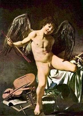 Амур победитель   Микеланджело Меризи да Караваджо