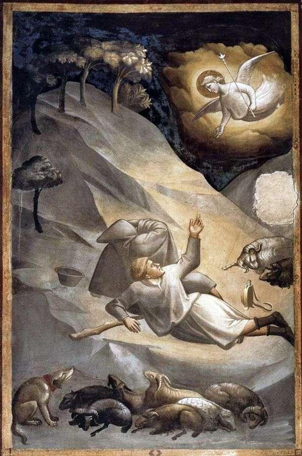 Благовестие пастухам   Таддео Гадди