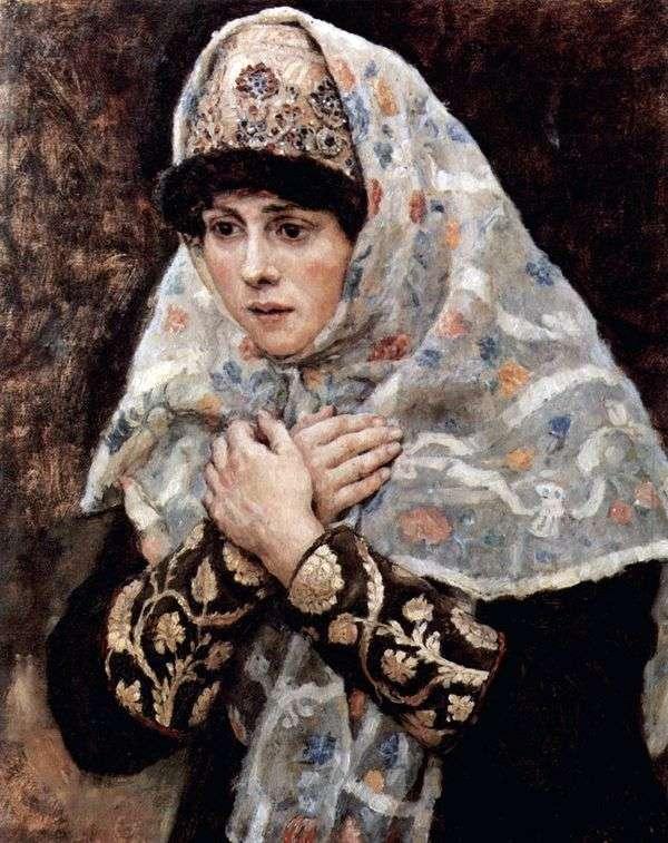 Боярская дочь   Василий Суриков