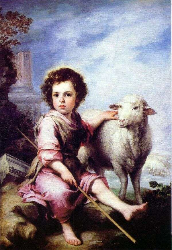 Добрый пастырь   Бартоломе Эстебан Мурильо
