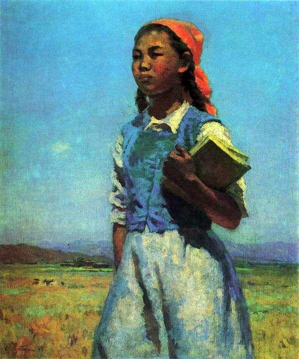 Дочь советской Киргизии   Семен Чуйков