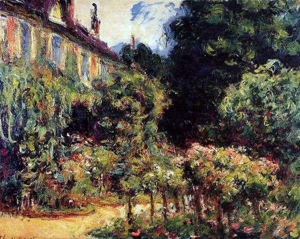 Дом художника в Живерни   Клод Моне