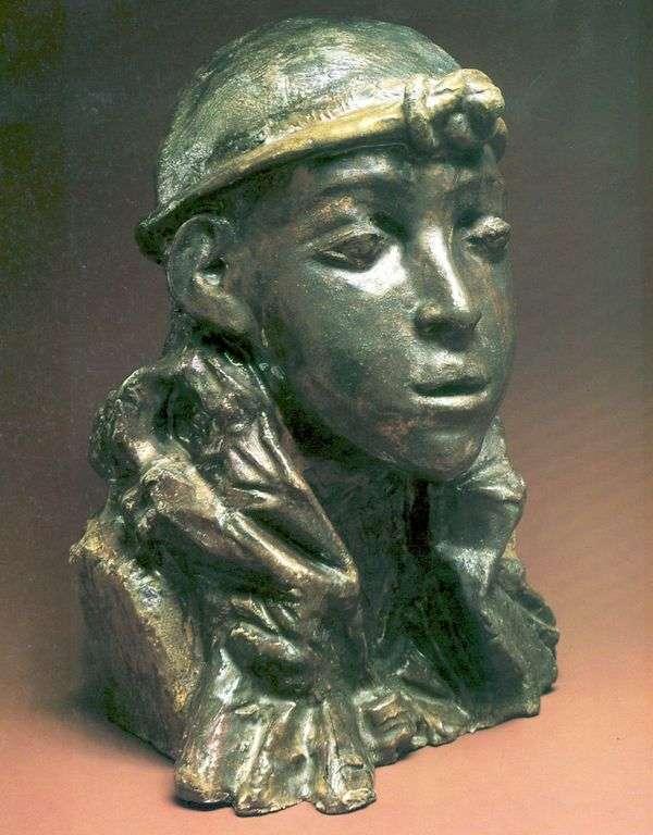 Египтянка   Михаил Врубель
