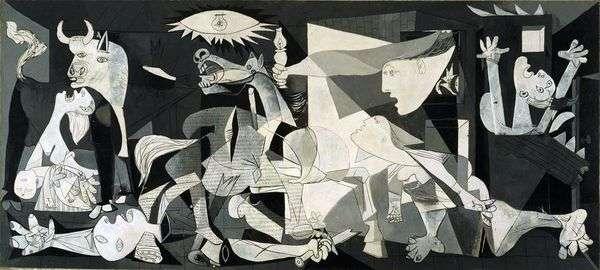 Герника   Пабло Пикассо