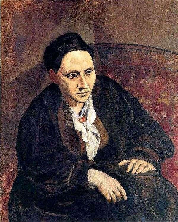Гертруда Стайн   Пабло Пикассо