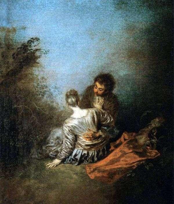Грубая ошибка (Удача)   Жан Антуан Ватто