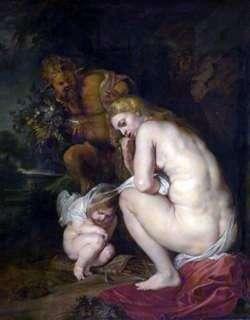 Холодная Венера   Питер Рубенс