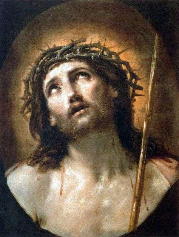 Христос в терновом венце   Рени Гвидо
