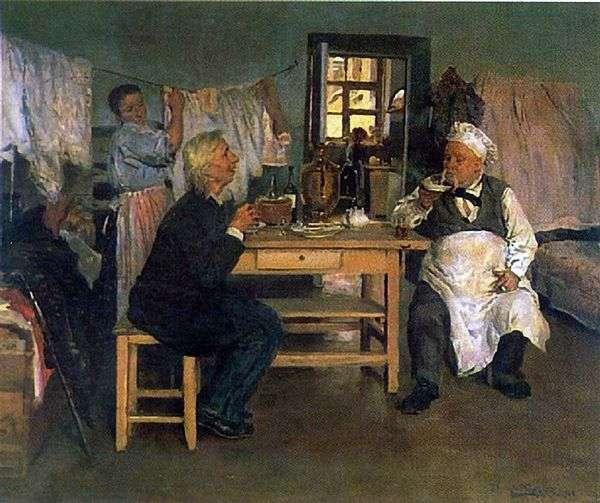 Идеалист практик и материалист теоретик   Владимир Маковский