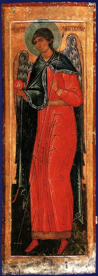 Архангел Гавриил, из деисусного чина