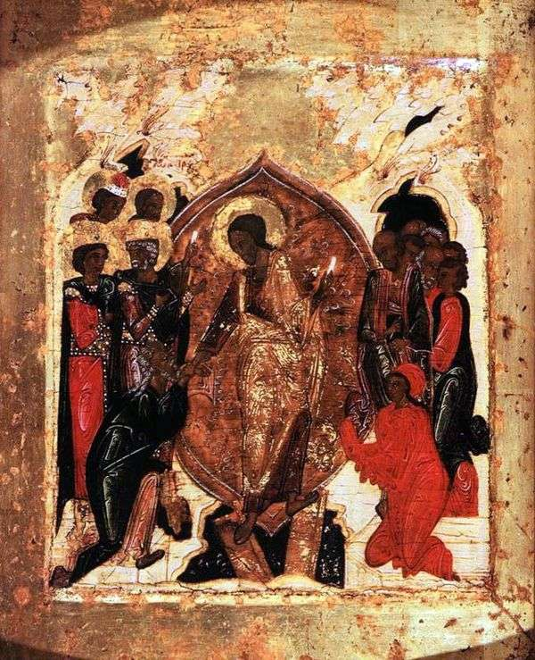 Воскрешение   Сошествие во Ад