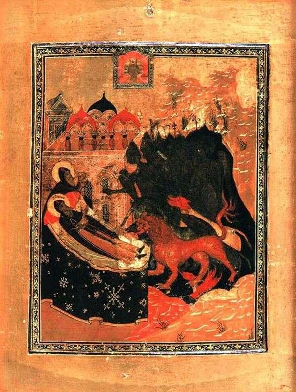 Искушение святого Антония Великого