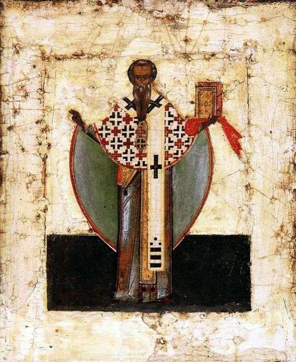 Святой Иаков брат Господень