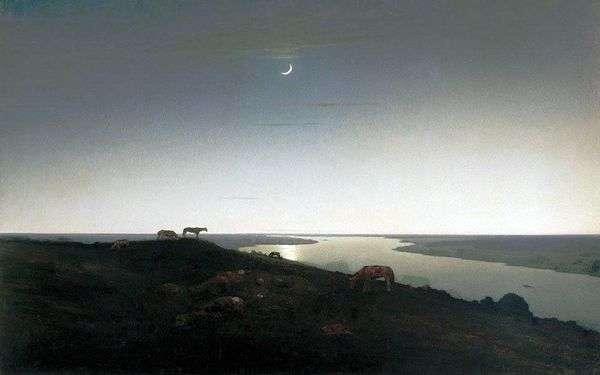 Ночное   Архип Куинджи