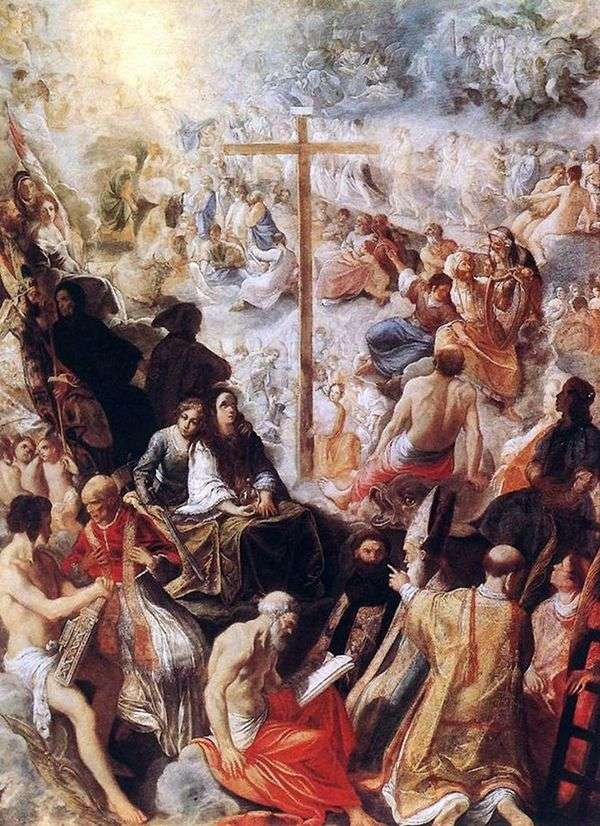 Прославление креста   Адам Эльсхеймер