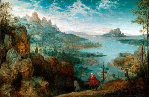 На пути в Египет   Питер Брейгель