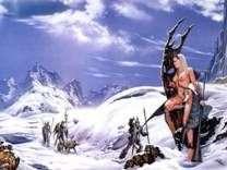 Северная легенда   Кируэло Кабрал