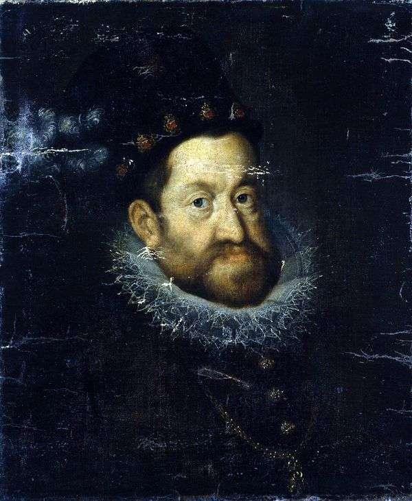 Император Рудольф II   Ханс фон Аахен