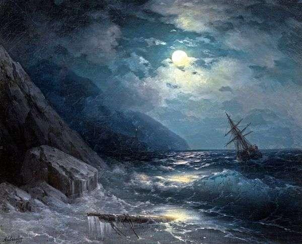 Море   Иван Айвазовский
