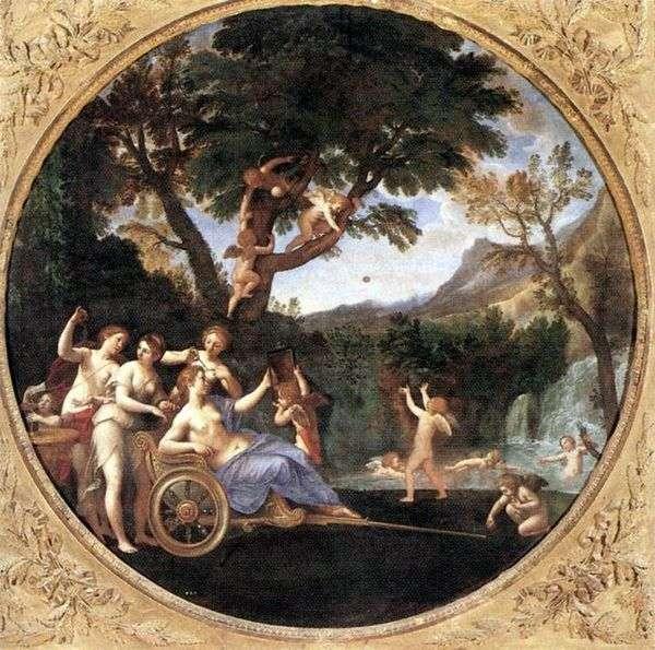 Весна (Туалет Венеры)   Франческо Альбани