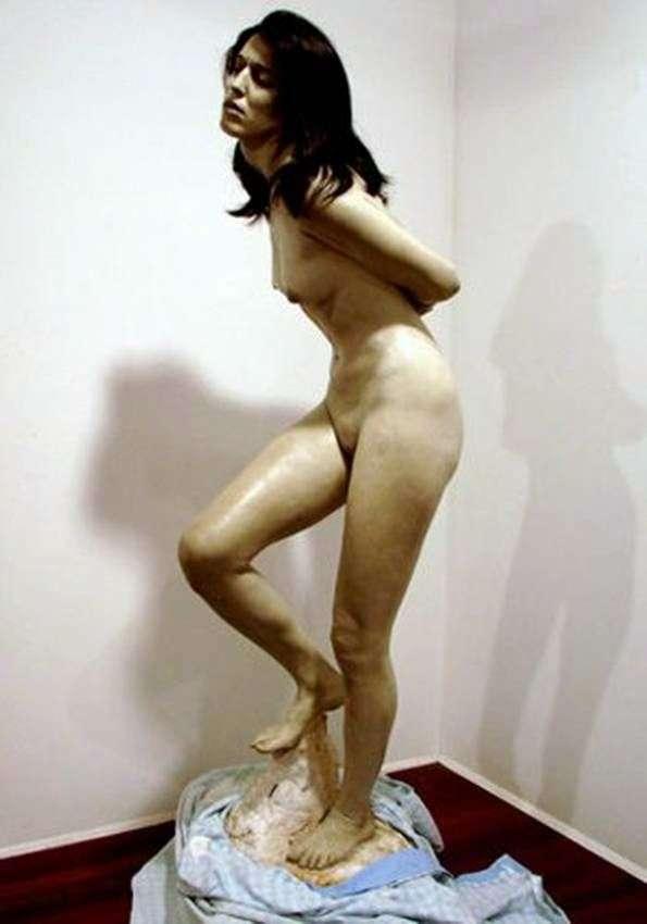 По Родену. Скультура   Джон де Андреа