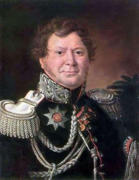 Портрет Н. Н. Муравьева   Иван Аргунов