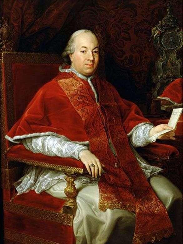 Папа Пий VI   Помпео Батони