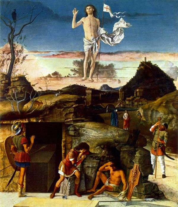 Воскрешение Христа   Джованни Беллини