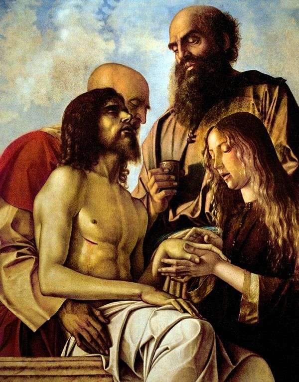 Оплакивание Христа   Джованни Беллини