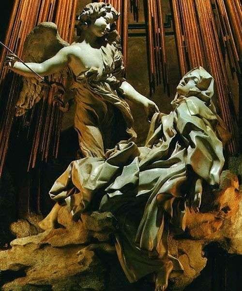 Экстаз святой Терезы   Лоренцо Бернини