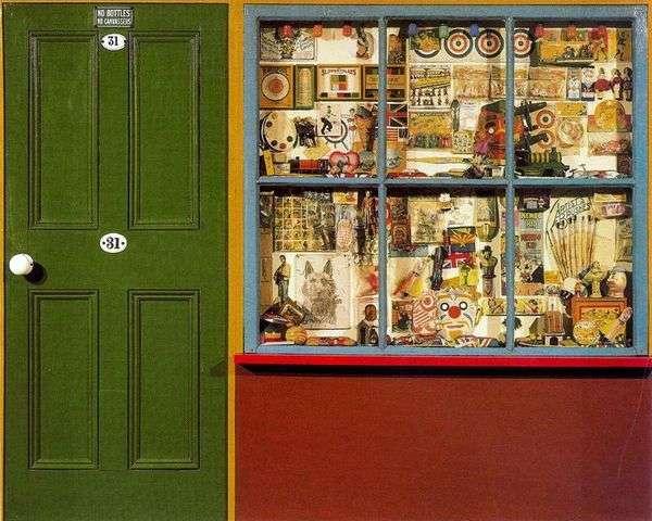 Магазин игрушек   Питер Блейк