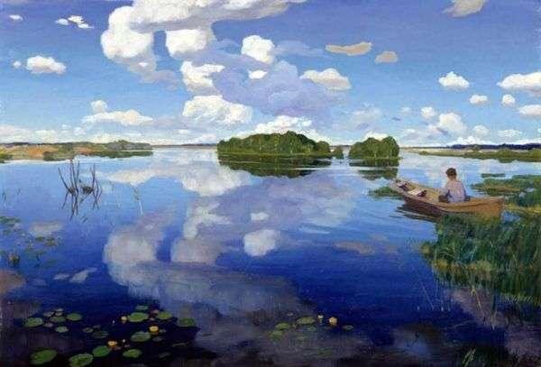 Озеро   Григорий Бобровский