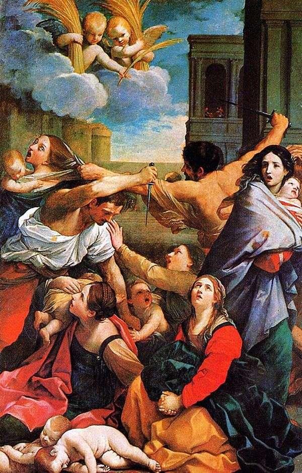 Избиение младенцев   Гвидо Рени