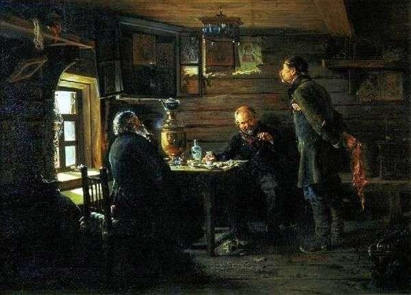 Любители соловьев   Константин Маковский