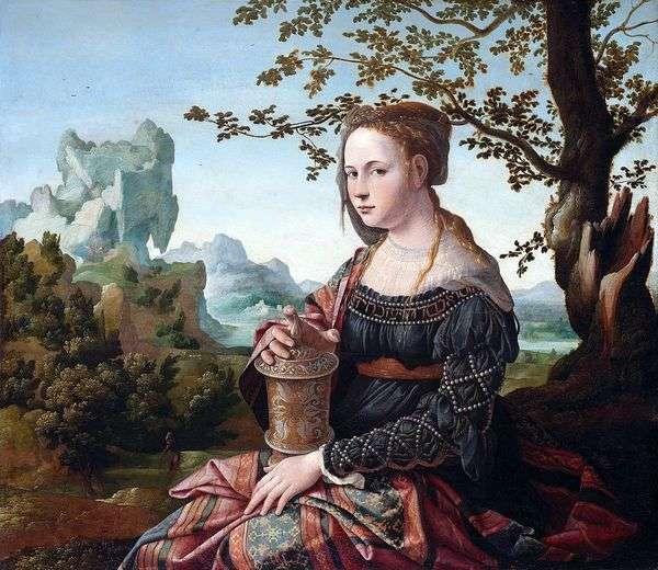 Мария Магдалина   Ян ван Скорел
