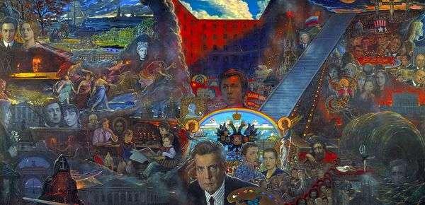 Моя жизнь   Илья Глазунов