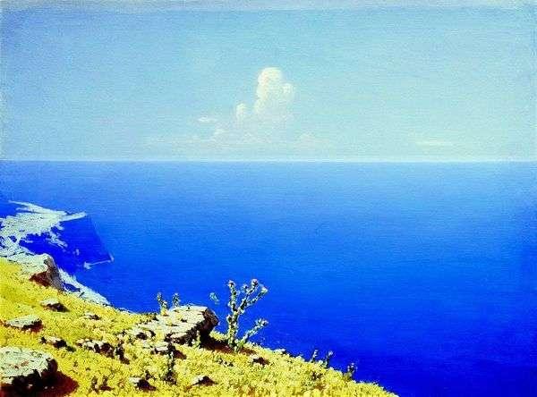 Море. Крым   Архип Куинджи