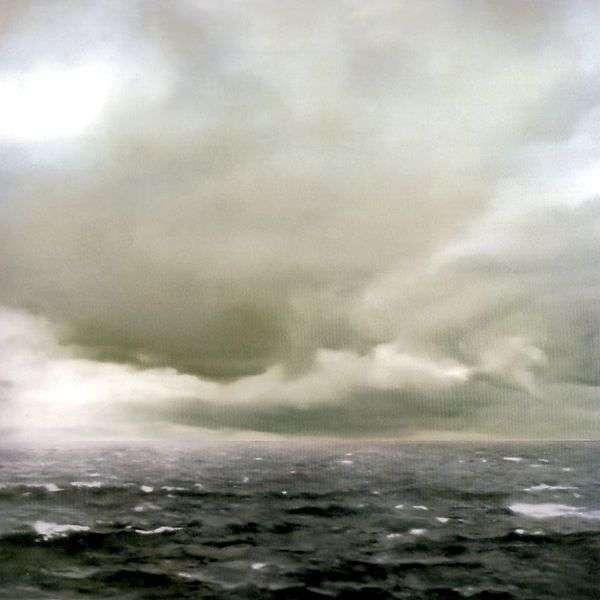 Морской пейзаж   Герхард Рихтер