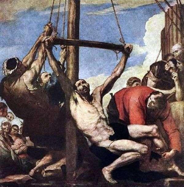 Мученичество Святого Филиппа   Хусепе Рибера