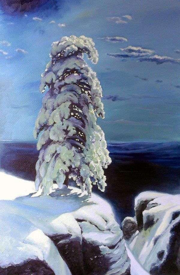 На севере диком...   Иван Шишкин