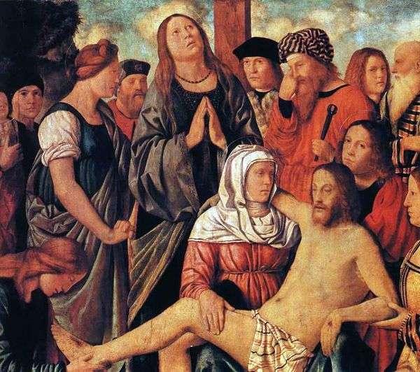 Оплакивание Христа   Марко Марциале
