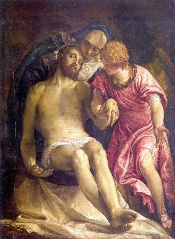 Оплакивание Христа   Паоло Веронезе