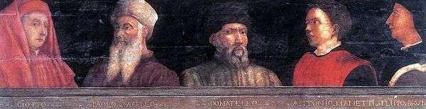 Основатели флорентийской школы   Паоло Уччелло