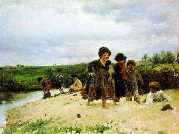 От дождя   Владимир Маковский