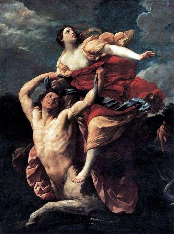 Похищение Деяниры   Гвидо Рени