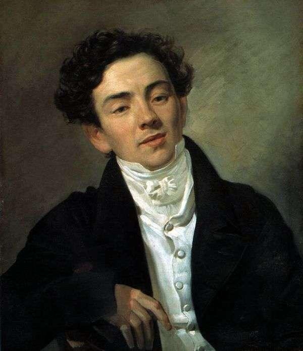 Портрет A. Н. Рамазанова   Карл Брюллов