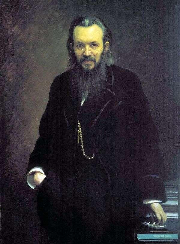 Портрет А. С. Суворина   Иван Крамской