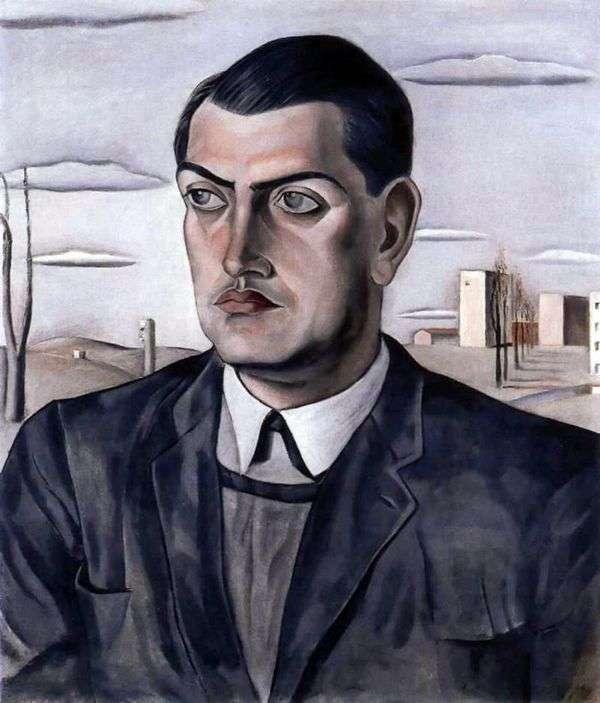 Портрет Бунюэля   Сальвадор Дали