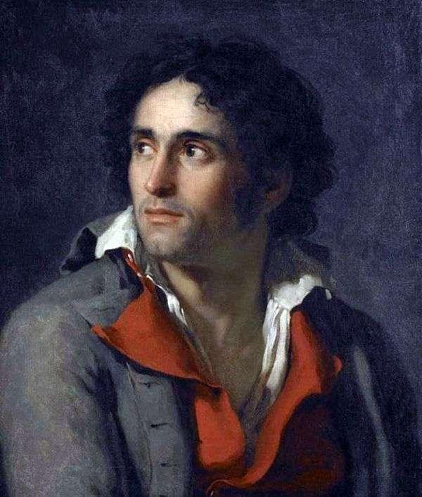Портрет тюремщика   Жак Луи Давид